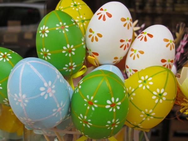 Activités manuelles pour les enfants à Pâques