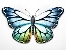 papillon artificiel