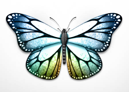 papillon artificiel