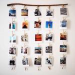 Pêle-mêle photo : 3 idées déco à faire soi-même