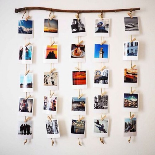 diy photo pele mele