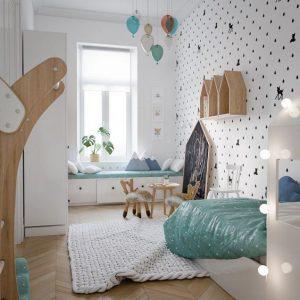 Comment bien organiser une chambre d'enfant ?